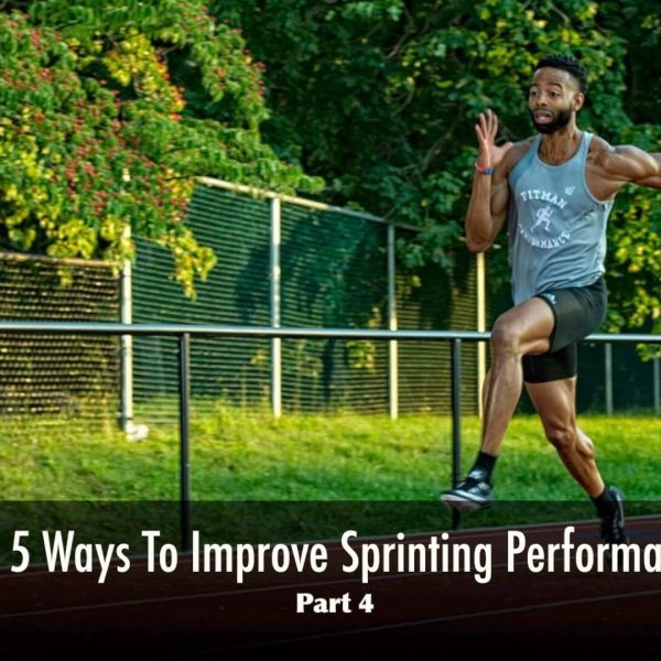 how to sprint faster pt. 4