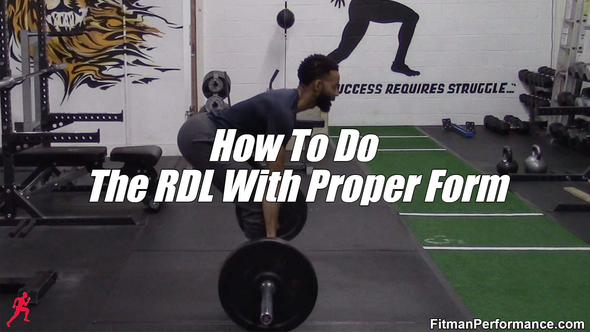 How To Do The RDL With Proper Form