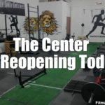 My Gym Is Reopening Today (COVID-19)